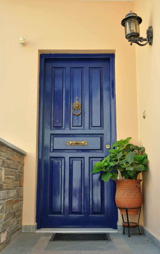 Door Georgetown Row House